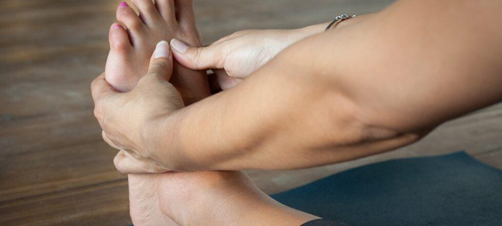 NIEUW! Cosmetische voetbehandeling